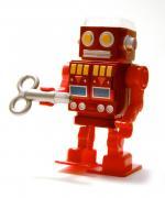 speelgoedrobot